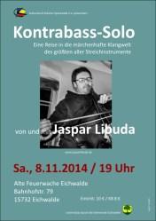 Jaspar Libuda Kontrabass Solo - cinematic bass music