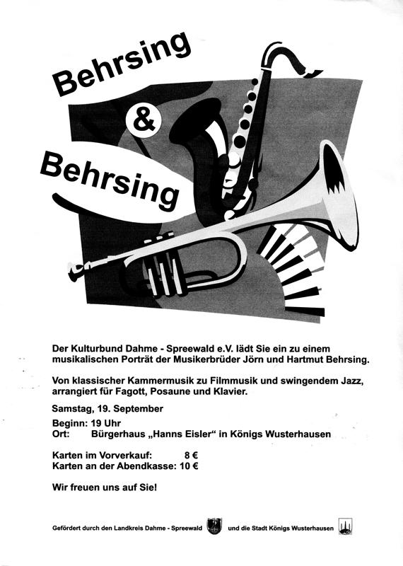 Behrsing & Behrsing