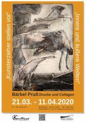 """Vernissage zur Ausstellung """"Kunsterzieher stellen vor"""""""