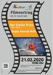 """Literatur & Film """"Der kleine Prinz"""""""