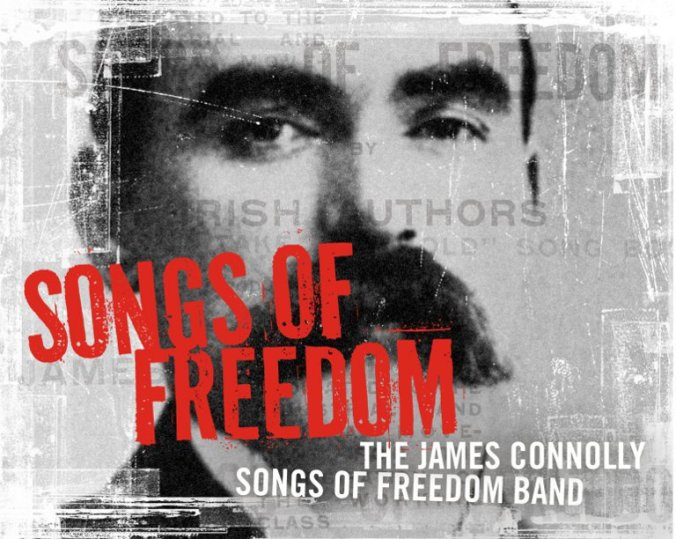 "CD-Cover von ""Songs of Freedom"""