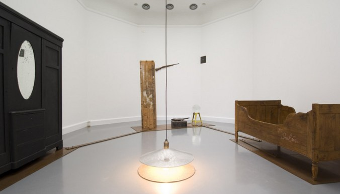 Joseph Beuys: Voglio vedere i miei montagne, Installation, 1971