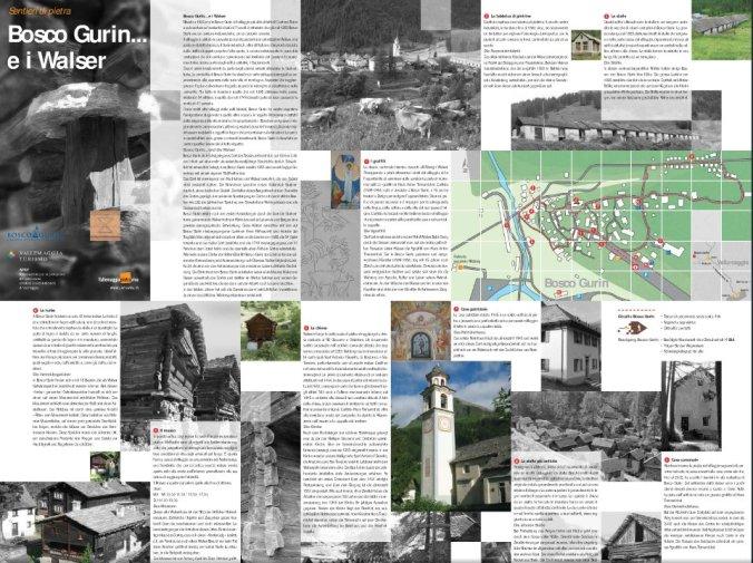 """""""Bosco Gurin... e i Walser"""" auf issuu.com publiziert von www.vallemaggia.ch"""