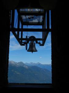 Glockenturm und Aussichtsplattform