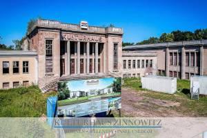 Ferienwohnung an der Ostsee kaufen - Kulturhaus Zinnowitz - Hauptgebaeude