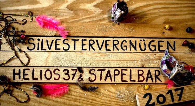 Silvestervergnügen Helios37 & Stapelbar Köln