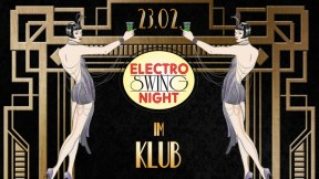 Electro Swing Night im Klub Wuppertal 23-02-2018