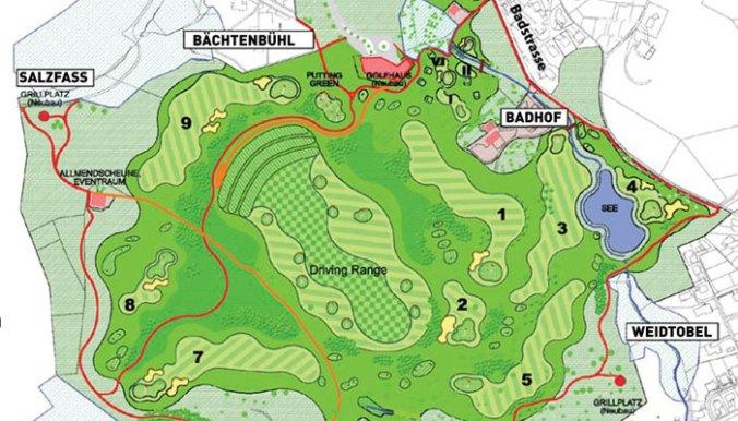 GolfplatzMeggen