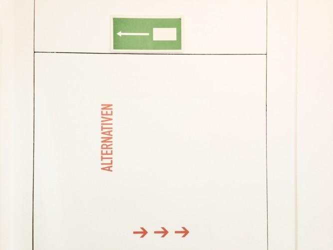 Alpen unter Druck - Sonderausstellung im Alpinen Museum München