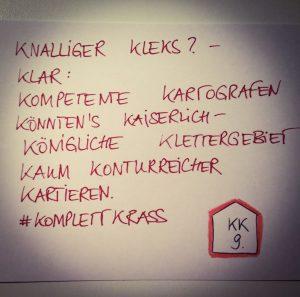 KK-Markierung
