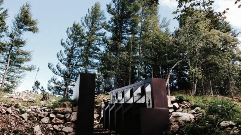 1.-Weltkriegs-Gedenkstätte am Zugna Torta