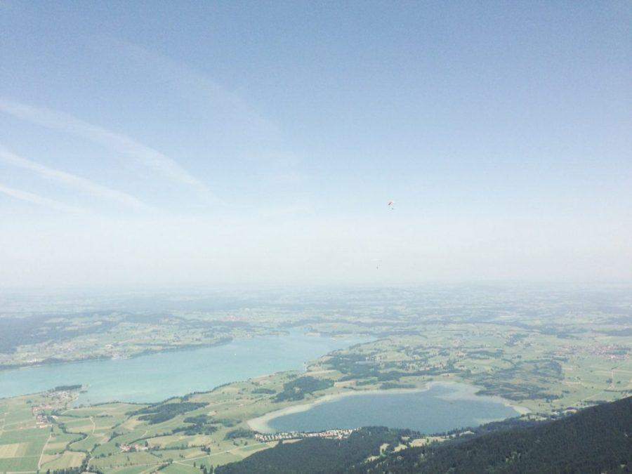 ... und Bannwaldsee.