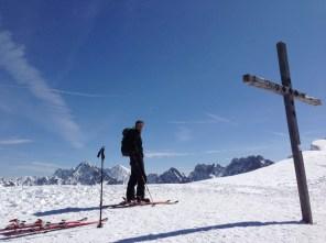 Skitour Seefelder Joch (1)