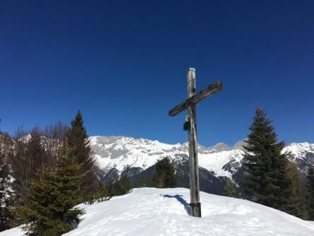 Skitour zur Rauthhütte Leutasch (3)