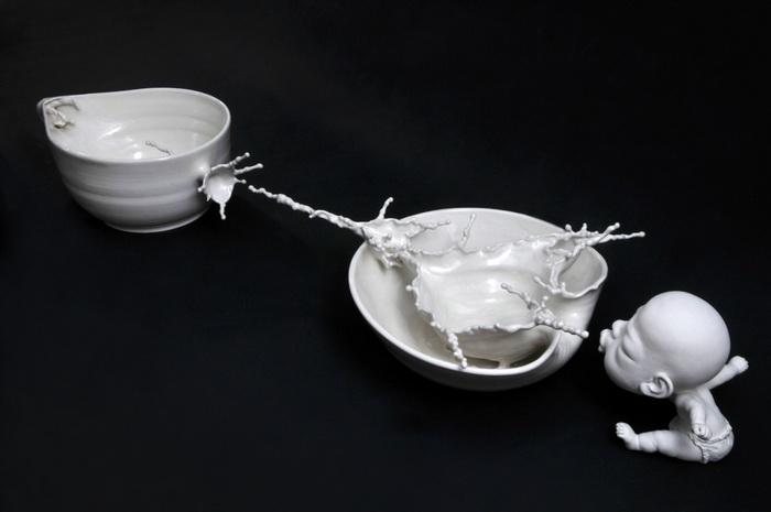 Серия «Bowls of Fantasy» Джонсона Тсанга (Johnson Tsang)