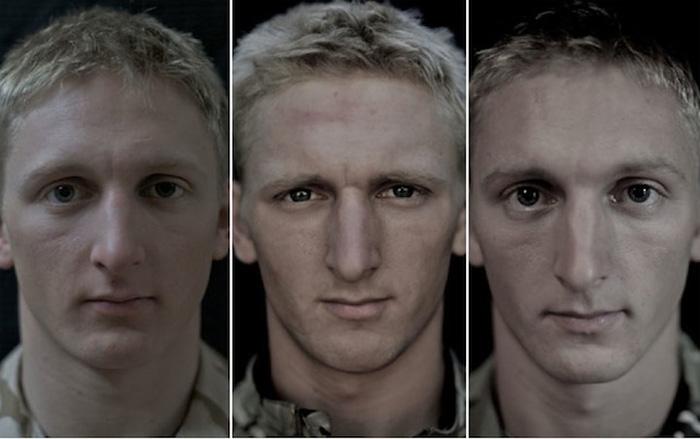 Младший лейтенант Adam Petzsch, 25 лет.