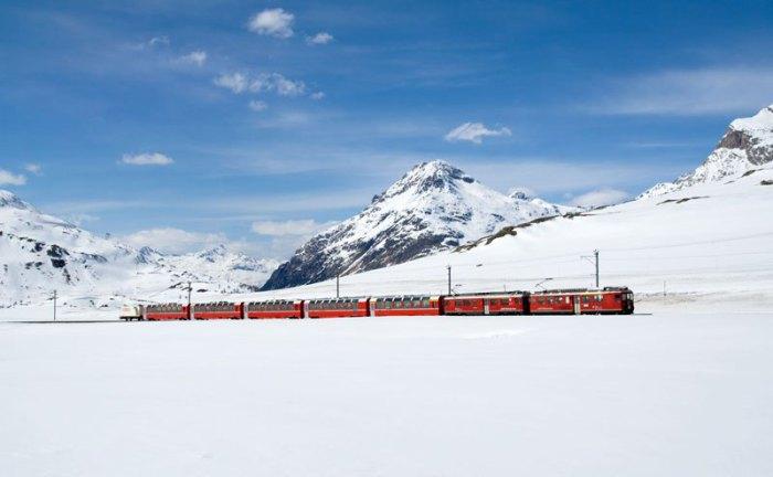 Самая дальняя станция находится на высоте 2253 метра над уровнем моря.