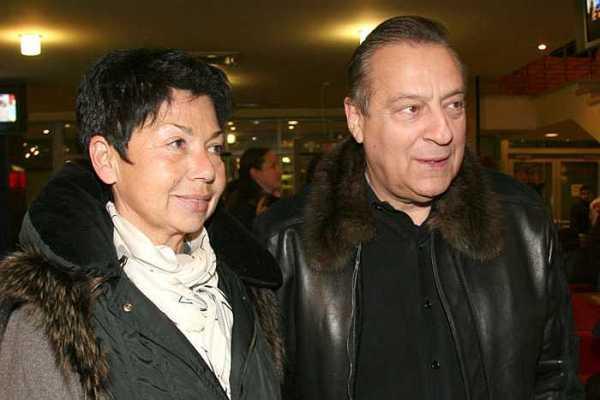 Геннадий Хазанов и Злата Эльбаум семейное счастье