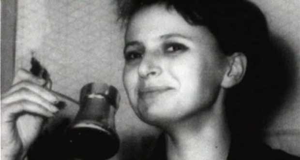 Наталья Белоусова в юности./ Фото: www.fenixclub.com