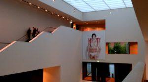 Ausstellungsplakat Homosexualität_en im LWL.