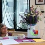 Rückblick Lesung Sandra Hermann