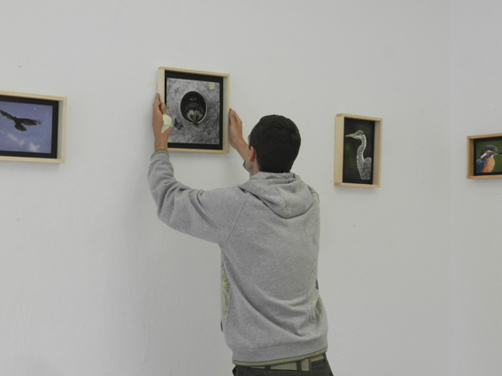 Ausstellung Iskren Semkov