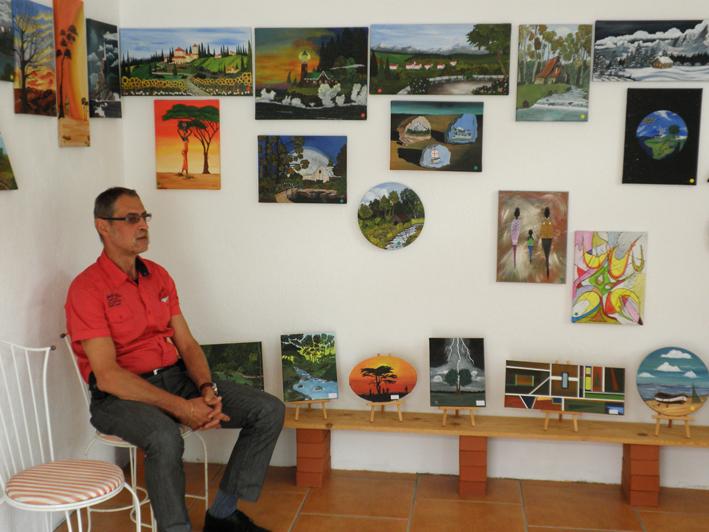 Ausstellung: Werner Grieß