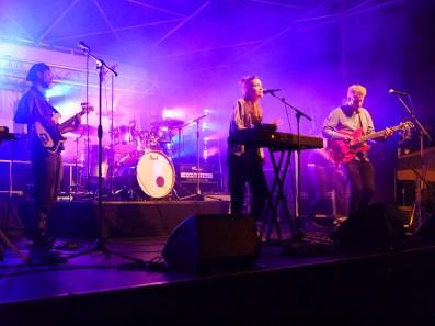 KfT - Konzert blaue Bühne