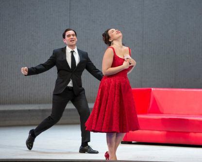 Starka La Traviata bäst på MetOpera (recension)