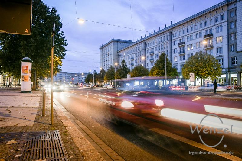 Magdeburg zwischen Allee Center und Hasselbachplatz