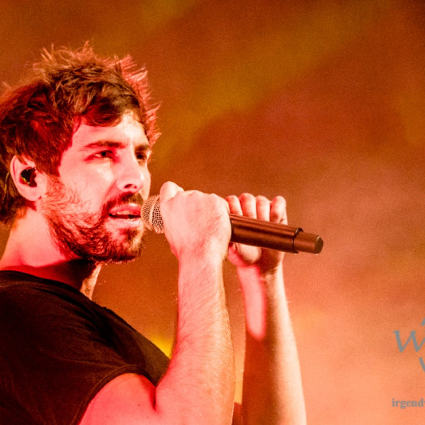Max Giesinger - Altes Theater Magdeburg