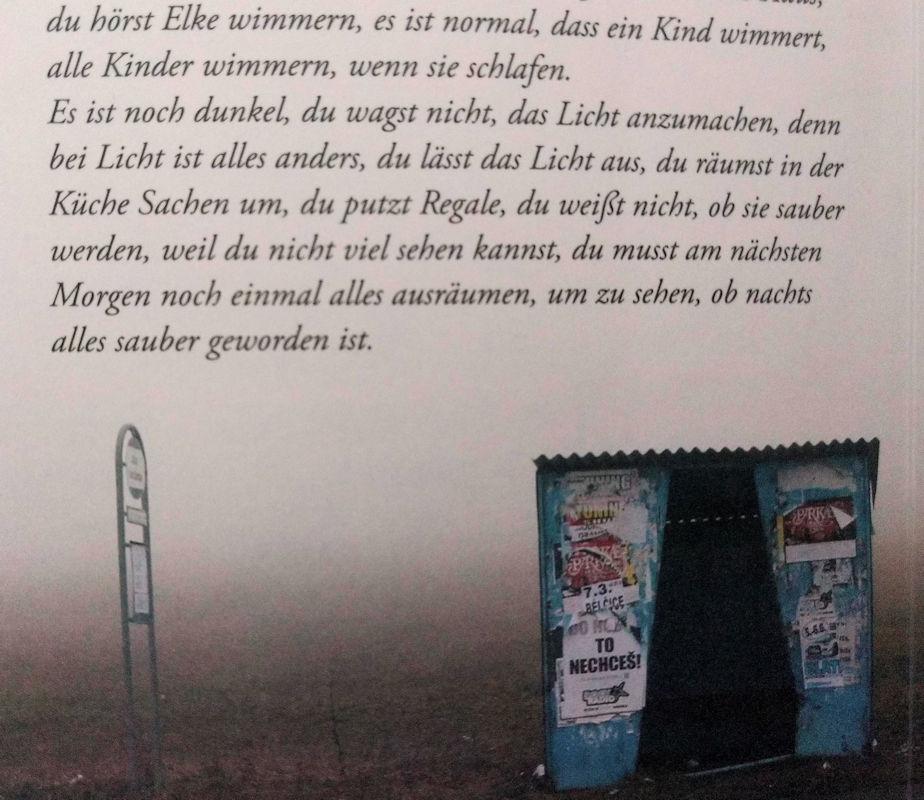 Bushaltestelle. Der neue Roman von Ulrike Anna Bleier.