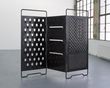 Mona Hatoum: Paravent, 2008, Sammlung Sander/The Sander Collection.