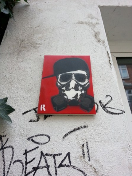 Streetart in Hamburg
