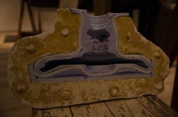 Wasserkunst Elbinsel Kaltehofe. Eine beeindruckte Präsentation: Wie werden Brunnen und die Figuren dafür hergestellt?