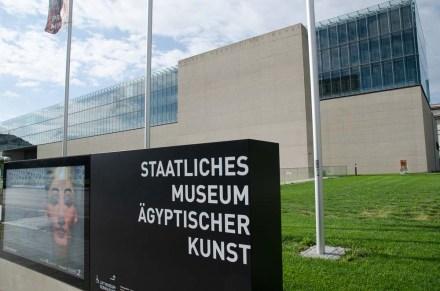 Staatliches Museum Ägyptischer Kunst, München Foto: Wera Wecker