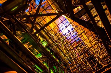 Henrichshütte Hattingen - Nachtschicht im Museum