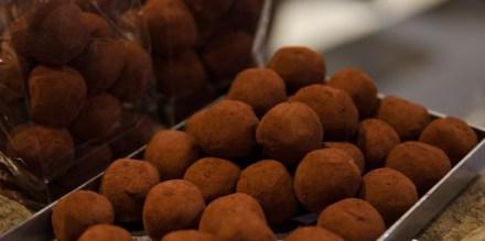 Leckere Marzipan-Kartoffeln der Confiserie Paulsen