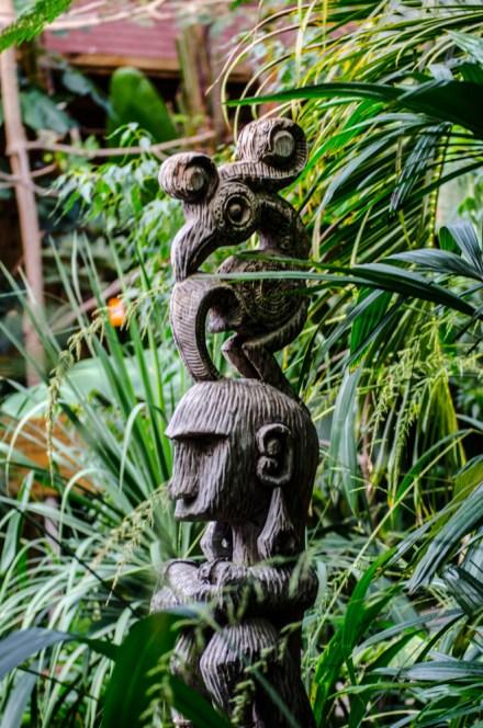 Zoom Erlebniswelt Gelsenkirchen: Asien - merkwürdige Skulpturen zwischen all dem Grün