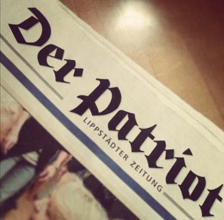 Der Patriot - Tageszeitung mit Redaktionssitz in Lippstadt