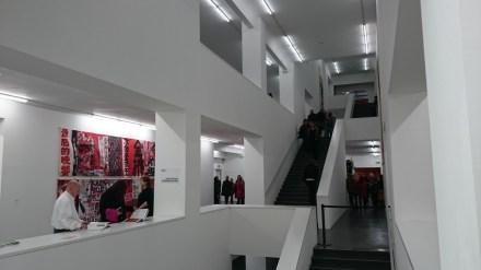 """In der Sammlung Falckenberg am Eröffnungswochenende zu """"Secret Signs"""""""