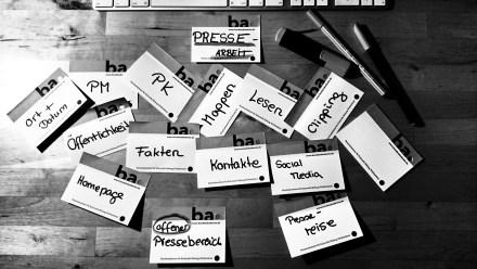 Grundlagen der Pressearbeit
