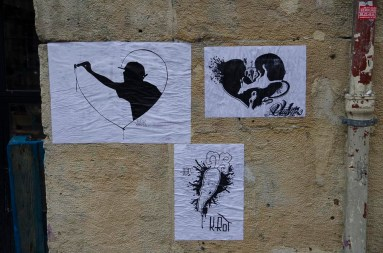 Streetarts in Paris-9137
