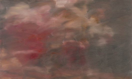 Titel: Verkündigung nach Tizian Künstler, Beteiligte: Gerhard Richter Entstehungszeit: 1973 Creditline: Kunstmuseum Basel, erworben mit einer Schenkung einer von Basler Persönlichkeiten gegründeten Gesellschaft an die Öffentliche Kunstsammlung Basel 2014 Photocredit: Marco Blessano Fotografie, Uster