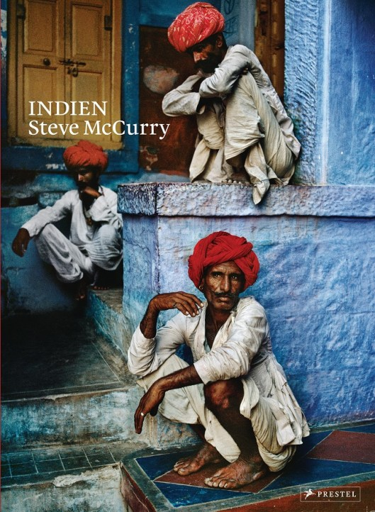 Steve McCurry Indien von William Dalrymple
