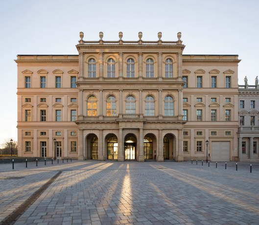 Museum Barberini Frontansicht, Photo: Helge Mundt