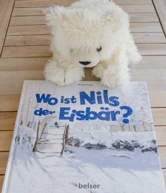 Wo ist Nils der Eisbär (1)
