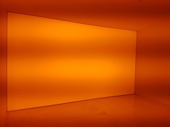 Room for one color and windy corner (1998), Olafur Eliasson
