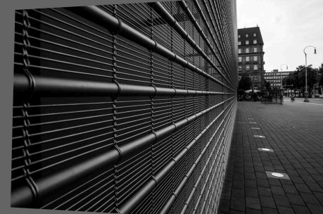 Außenansicht der Kunsthalle Mannheim