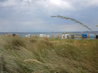 Blick auf die Ostsee - Kiel